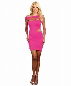 Adult Neon Dress Pink Costume Women Costume
