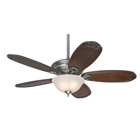 vintage hunter ceiling fans hunter teague 54 in indoor antique pewter ceiling fan