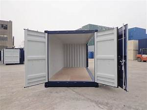40 Fuß Container Gebraucht Kaufen : 20 side door container open side container seecontainer ~ Sanjose-hotels-ca.com Haus und Dekorationen