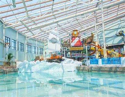 Aquatopia Camelback Indoor Resort Waterpark Water Lodge