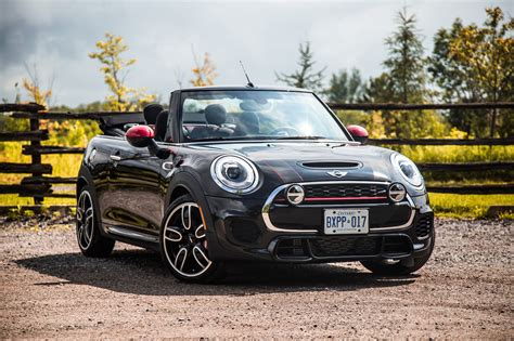 2017 Mini Jcw by Review 2017 Mini Cooper Works Convertible Canadian
