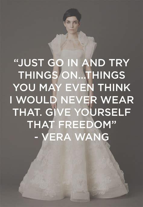 vera wangs tips   bg bride thoughts fashion