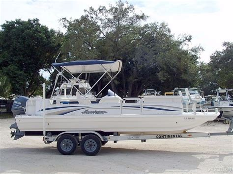Hurricane 226 Deck Boat by Hurricane Deck 226 2005 For Sale For 12 700 Boats