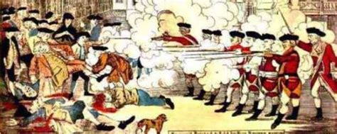 Top 10 Events Leading To American Independence Timeline