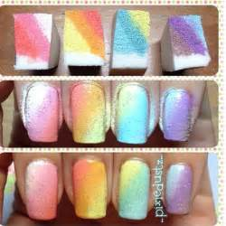 Nail art ideas sponge nail art tutorial sponge gradient ombre nails view images sponge nail art nails prinsesfo Image collections