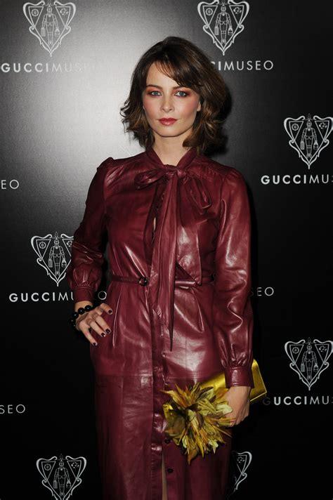 violante placido leather dress violante placido