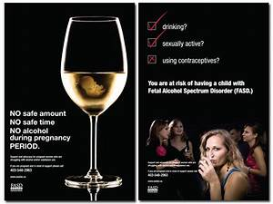 Fasd Awareness Campaigns  Women And Alcohol