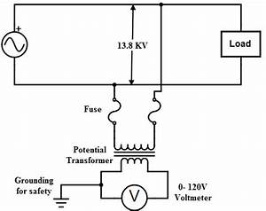 potential transformers With pcb terminal connected directly to one of the transformer secondaries