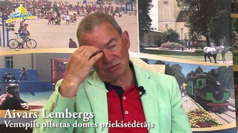 Lembergs atbild uz ventspilnieku jautājumiem (15.07.2015 ...