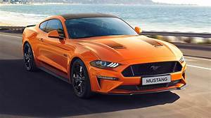 Ford Mustang55 2020 Revealed  Special Edition Pony Car