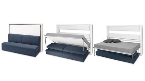 canapé lit escamotable lit oribed sofa avec canapé escamotable pliable un lit