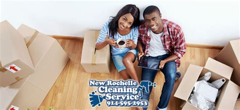 Move-in & Move-out Cleaning Near New Rochelle Ny