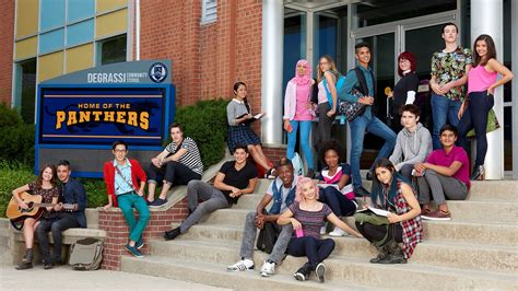 Scow Classes by Degrassi Next Class Tv Show 2016