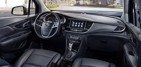 2017 buick encore interior changes to buick encore autos weblog