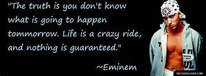 Eminem Quote 2 Facebook Cover - fbCoverLover.com