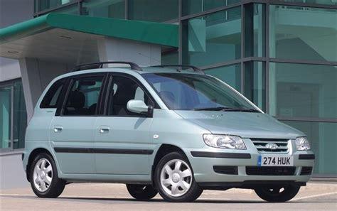 hyundai matrix  car review honest john