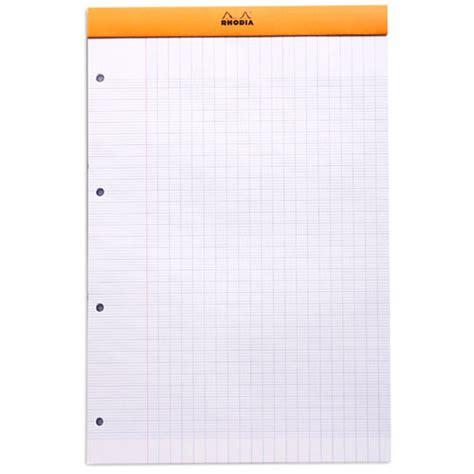 telecharger un bloc note pour le bureau rhodia bloc n 20 orange agrafé en tête 21 x 31 8 cm seyès