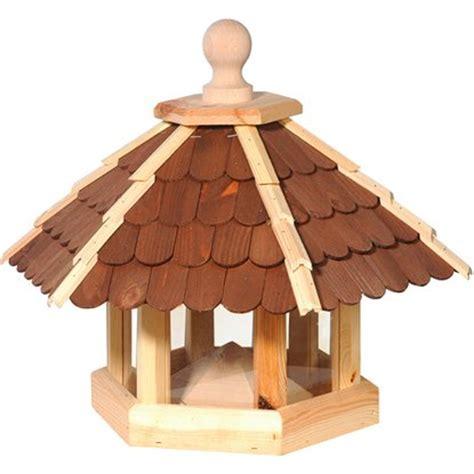 Dobar Vogelhaus Mit Holzschindeln Kaufen Bei Obi