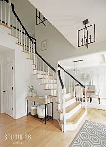 My, Foyer, Hallway, Makeover, Final, Reveal