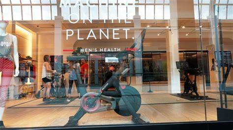 The peloton tread is impressively quiet. Retail Roundup: Peloton biking into Roosevelt Field mall ...
