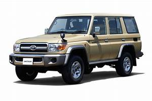 Toyota Land Cruiser Model 70 Re-release