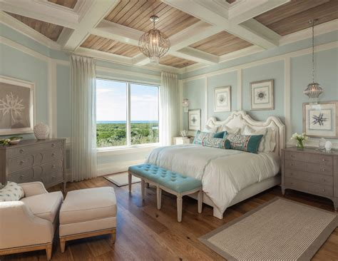 Top 100 Beach Style Bedroom Design Ideas Textured Paint Spray Will Stick To Plastic Zinc Blue Chalkboard Art Buildings Painting Enamel Techniques Ral 9007