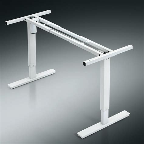 height adjustable desk frame only oi electric height adjustable desks sos office supplies