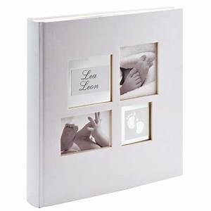 Album Photo Traditionnel à Coller : walther calbum photo traditionnel coller black white gri ~ Melissatoandfro.com Idées de Décoration
