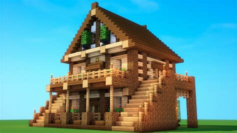 awesome house  minecraft survival onettechnologiesindiacom