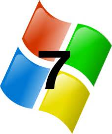 Microsoft Windows 7 Clip Art