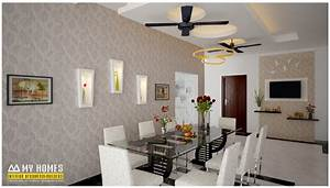 Kerala style dining room designs for homes house interior for Interior decor names