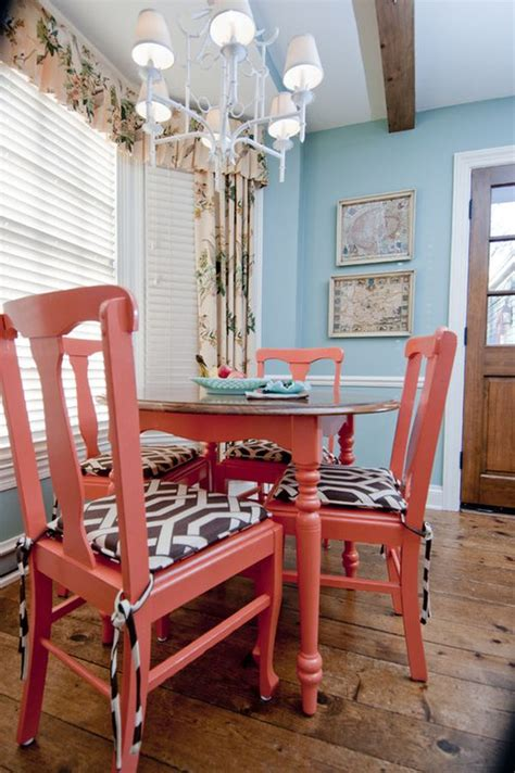 coral color decorating ideas and coral accents ideas and inspiration