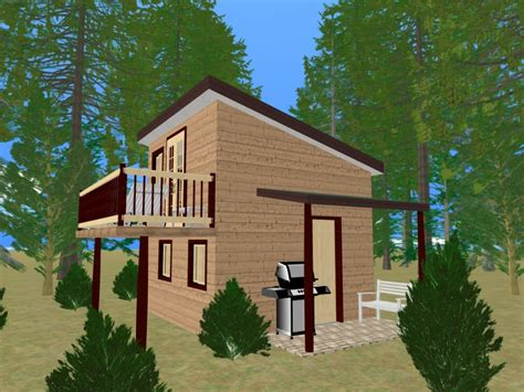 Modern Shed Roof House Plans Small Shed Roof House Plans