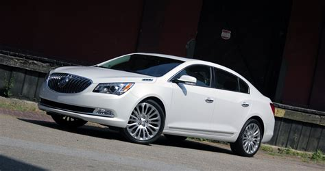 buick lacrosse driven review top speed