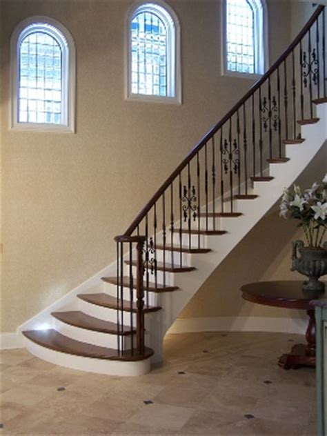 Round Staircase Design by Curved Staircase Circular Staircase Round Staircase