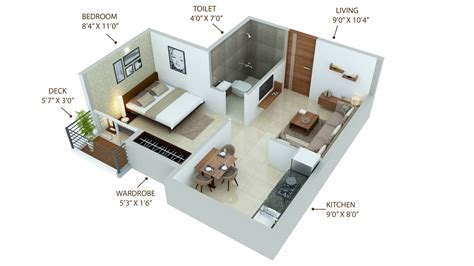 Images Bhk House Plan by Master Unit Floor Plans Of 1 Bhk Homes At Paud Pune