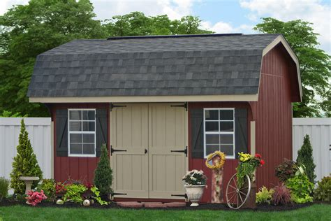 big plastic sheds large storage sheds for sale from the amish in pa sheds
