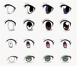 how to draw anime girl eyes step by step for beginners ...