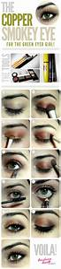 12 Easy Prom Makeup Ideas and Eye Shadow For Green Eyes ...
