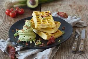 Pikante Waffeln Rezept : pikante waffeln mit avocado feta sorbet rezept sweets lifestyle ~ Yasmunasinghe.com Haus und Dekorationen
