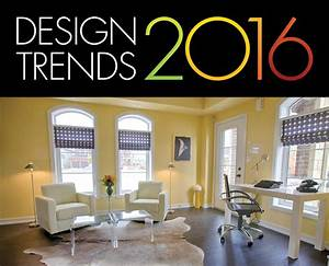 Six Home Décor Trends for 2016