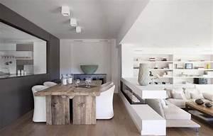 einrichtungsideen wohnzimmer ideen wohnzimmer gestalten With attractive idee amenagement jardin de ville 18 decoration appartement mur blanc