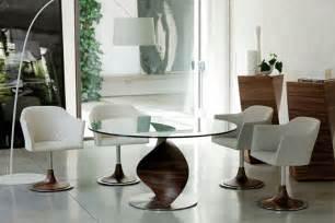 designer esstisch rund designer esstische verwandeln ihr esszimmer in ein reizendes ambiente