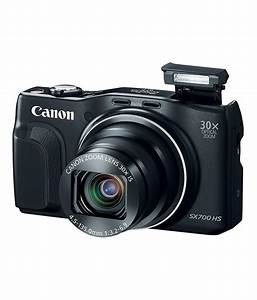Canon Powershot SX700 HS 16MP Digital Camera Price in ...