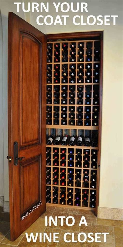 Building A Wine Closet 17 best images about wine storage display on