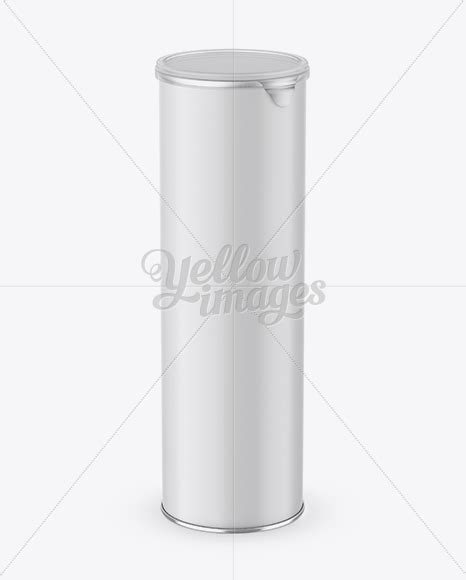 Шаблоны для фотошоп / прочее. Matte Snack Tube Mockup (High Angle) in Tube Mockups on ...
