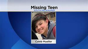 South Milwaukee Police Searching For Missing 13 Year Old