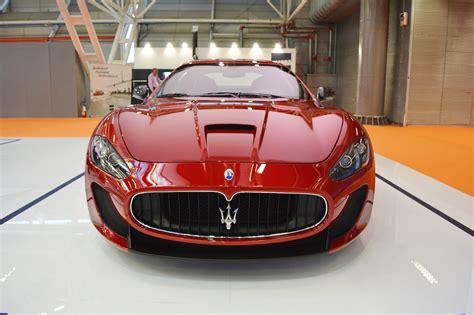 Maserati Motor by Maserati Granturismo Mc Stradale Bologna Motor Show Live