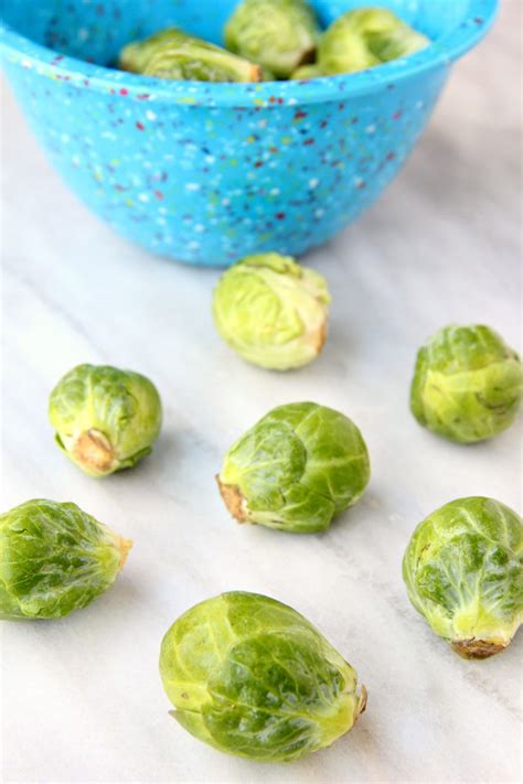 brussels sprouts fryer air balsamic honey confess often already let