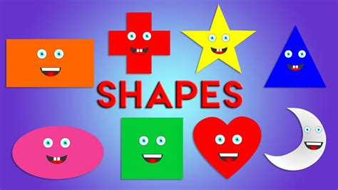 colors and shapes lyrics shapes for children colors shapes song learning
